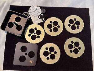 Ari 't Hart Tippet Dispenser RARE Collectors Item 5 Spool