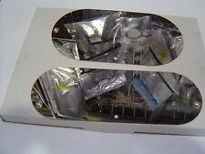 HK-HT-HG Holden Mirror Stainless Heater Blanking Plates Sent Registered Post
