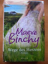 Maeve Binchy: Wege des Herzens, 2008, gebunden, NEU und OVP