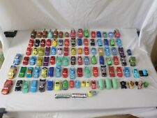 Large Lot of 105 Disney Cars Cars Vehicles & Other Misc Lightening McQueen Mater