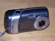 Samsung Digimax A402 4.0MP Digital Camera - Grey/Silver