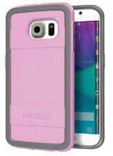 Étuis, housses et coques roses mat en plastique rigide pour téléphone mobile et assistant personnel (PDA)