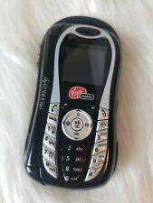 Virgin Mobile Slide Cellular Telephone Kyocera Qualcomm 3G