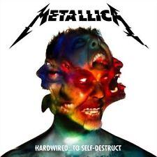 Metallica Hardwired to Self-destruct Black Friday 180gm Red Vinyl 2 LP Download