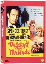 Dr. Jekyll and Mr. Hyde (1941) Spencer Tracy, Ingrid Bergman DVD *NEW
