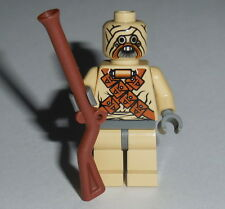 STAR WARS #68 Lego Tusken Raider Sand People w/rifle NEW 7113 Genuine LEGO