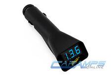 New Stinger Led Voltage Meter With Usb Outlet For Cigarette Lighter Socket