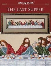 The Last Supper BK472 by Stoney Creek cross stitch pattern