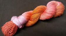 rowan fine art hand painted sock yarn merino wool/kid mohair/mulberry silk #301