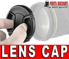 TAPPO COPRI OBIETTIVO LENS CAP COVER PER Pentax smc DA 18-250mm F3.5-6.3 62M