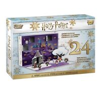 Funko Pop! Official Licensed Harry Potter 2018 Advent Calendar 24 Mini Figures