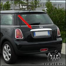 Copri Maniglia cromata portellone baule bagagliaio Mini R56 2006-2013 Cooper One