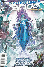 JUSTICE LEAGUE 3000 # 13, THE NEW 52: A COLD DAY IN HELL. DC COMICS