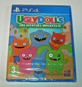 Uglydolls Una Aventura Imperfecta PS4 edición española precintado