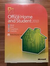 Microsoft Office 2010 Home and Student / Vollversion / BOX / deutsch 79G-01904