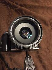 Sigma AF 28-300mmD F3.5-6.3 Aspherical IF Hyperzoom Lens + Filters. Used.