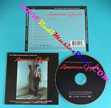 CD Giorgio Moroder American Gigolo 551 103-2 UK 99 SOUNDTRACK no lp dvd mc(OST2)