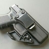 Made for GLOCK 19/23 - Adjustable Straight Draw Kydex Holster + RCS CLAW
