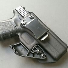 Glock 19/23 with RCS CLAW Kydex holster Straight Draw- BSD Holsters