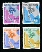 Thailand Stamps # 436-9 VF OG NH Set of 4 Scott Value $24.20