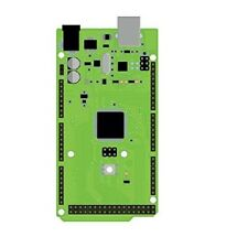 Whats Next? Green WN00002 Microcontroller Board Based On The ATmega2560 Arduino