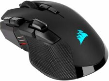 CORSAIR - IRONCLAW RGB Wireless Optical Gaming Mouse - Black