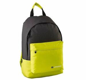 Caribee Campus Backpack - Sulphur/Asphalt