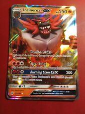 Incineroar GX 27/145 Sun & Moon Base - Near Mint Ultra Rare Pokemon Card