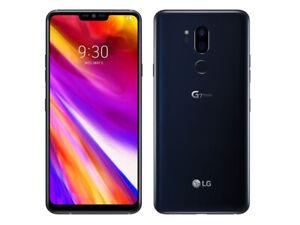 LG G7 ThinQ - LM-G710VM - 64GB - Gray (Verizon) A Unlocked Excellent