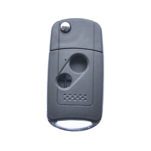 2 Buttons Remote Control Key Fob Case Shell + Flip For HONDA Accord Civic CR-V