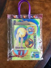 EUC  Gymboree Whole Notes 2CD Set & Book Play & Music  Rare! PRE-OWNED
