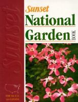 National Garden Book : For the U.S. and Southern Canada Paperback Sunset Books