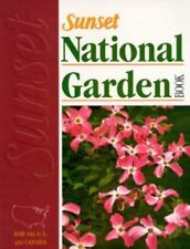 Sunset National Garden Book US and Canada Gardening Guide ILLUSTRATED GARDENS
