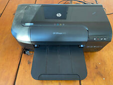 HP Officejet 6100 Printer W/ Power Adapter - Still has Some Ink as Well.