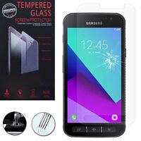Cover Custodia TPU Silicone Gel Samsung Galaxy 4 SM-G390F+ Film Vetro Temperato