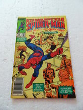Spectacular Spider-Man 83 . Punisher - Marvel 1983 -  FN  / VF