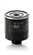 VAG Seat VW Audi Skoda Oil Filter GFE355 Uni-part Genuine OE OEM 030115561
