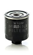 MANN W712/52 Oil Filter