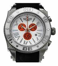 AQUASWISS Men's Swissport XG Day/Date Stainless Steel Swiss Chrono-List $1,800