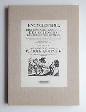 Encyclopédie Diderot D'Alambert Costruzioni Architettura 18/300 Serravalle 1997