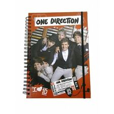 One Direction A4 Deluxe Spiral Notebook Stationery Brand New Gift
