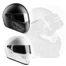 Bandit helmets exx II ECE 22-05 certifica motocicleta Casco Streetfighter Mad Max