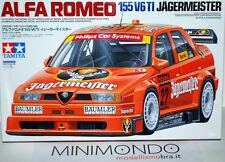 KIT ALFA ROMEO 155 V6 TI JAEGERMEISTER 1/24 TAMIYA 24148
