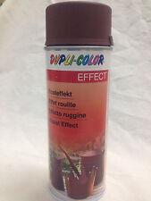 Motip Dupli Color Rosteffekt Lack Spray Ratlook Rost 0,4 400ml Metall Stein Holz