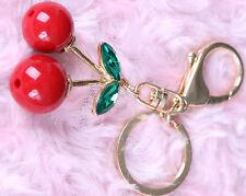 Cherry Chain Accessory Accessory Ms-314 Sweet Cherry Pendant Cute