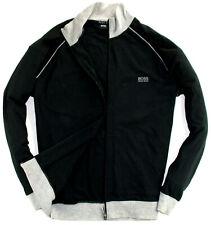 Hugo Boss Sweatshirt Hoddie Schwarz Grau Gr. 2XL