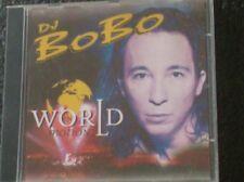 DJ BOBO - WORLD IN MOTION (1996) Respect yourself, Pray, Shadows of the night...