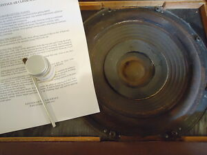 ACOUSTIC RESEARCH SPEAKER CLOTH SURROUND WOOFER SEALANT KIT, ALSO KLH