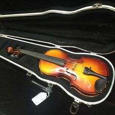 3/4 Size Aubert Violin (AUB857) Made In Romania and Ready To Play
