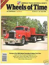 Whattoff Trailer Toter, CONVOY Movie Rubber Duck Mack Truck, Diamond-T 921FR